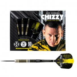 Chizzy 90% 21g steel tip