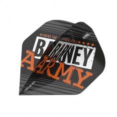 Barney Army Black NO2 pikado pera