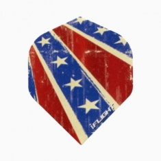 Pikado pera zastava konfederacije standard