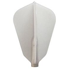 Fit flight – f-shape – prirodna bijela – pikado pera – 8119