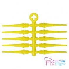 Fit Point Plus pikado špice 25mm žute